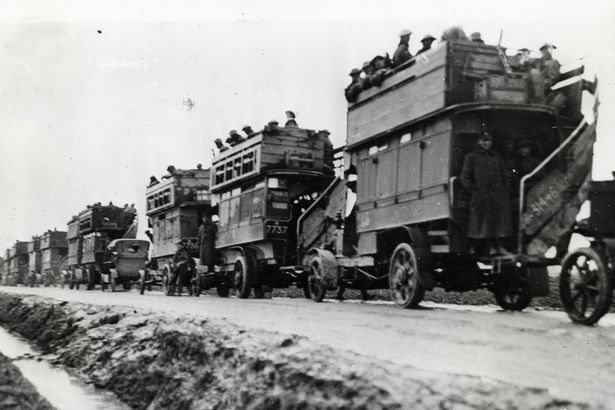 Bus July 1917