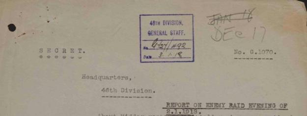 raid-january-1918